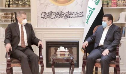 السفير الأميركي في بغداد: نتطلع إلى عراق قوي يؤثر إيجابياً بمحيطه الإقليمي والدولي
