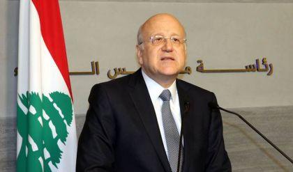 بعد فشل محاولتين خلال عام.. نجيب ميقاتي يبدأ مهمة تشكيل الحكومة في لبنان