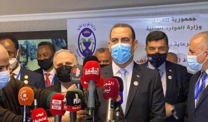 انطلاق مؤتمر المياه الدولي في بغداد