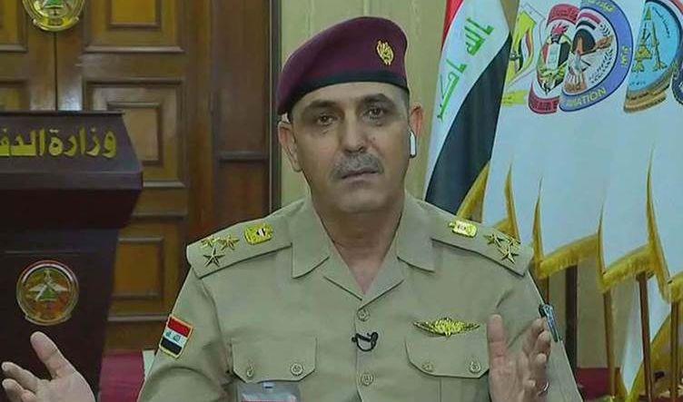 يحيى رسول: الكاظمي وجَّهَ بالتركيز على حماية الحدود مع سوريا