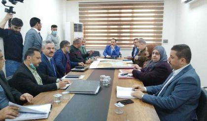 مدينة الموصل الجديدة بانتظار اقرار التصاميم