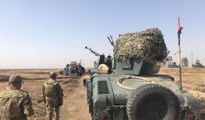 الإعلام الامني: انطلاق عملية أمنية واسعة في بغداد وجزيرة الكرمة وشرق بحيرة الثرثار