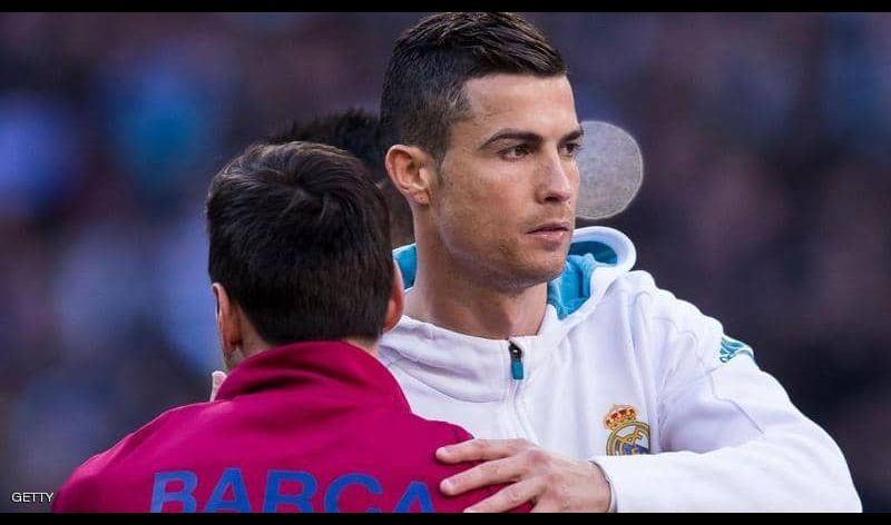 يوفنتوس يعرض رونالدو على برشلونة.. حلم