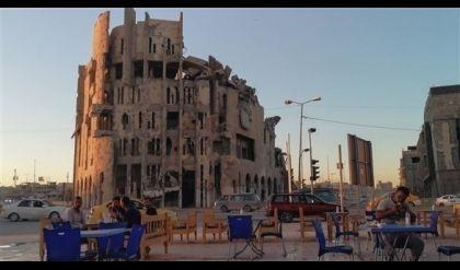 هدم مبنىً صممه رفعت الجادري واستخدمه داعش لإعدام مدنيين في الموصل