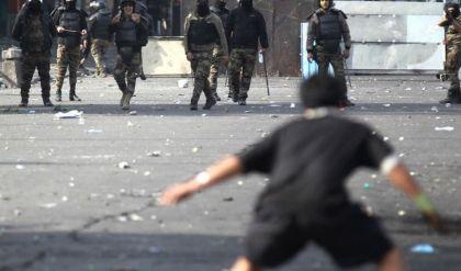 عمليات بغداد: إصابة 4 منتسبين بقنبلة يدوية في ساحة الخلاني