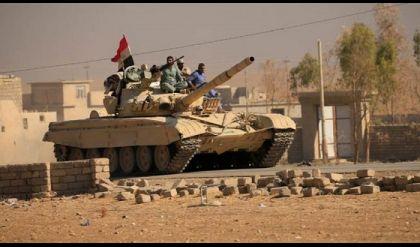 قائد عمليات تحرير الموصل ينفي توقف العمليات العسكرية الخاصة بتحرير المدينة
