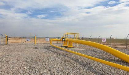 النفط تعلن انجاز انبوب نقل الغاز الجاف لمحطة القيارة الكهربائية