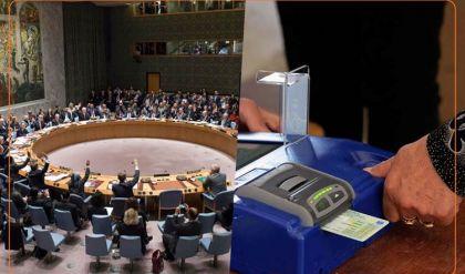 مجلس الأمن يوافق على إرسال فريق أممي لمراقبة الانتخابات العراقية