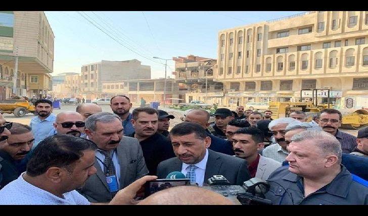 حملة جديدة لرفع الأنقاض من المدينة القديمة بأيمن الموصل