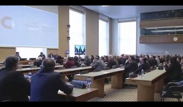 واشنطن تتهم وفد دمشق بمحاولة تعطيل عمل اللجنة الدستورية