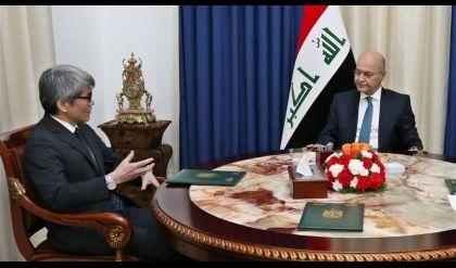 رئيس الجمهورية يؤكد على احترام إرادة الشعب ورفض أي تدخل خارجي