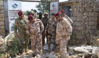 العثور على كدس عتاد في قريتي البو سيف وقرية الزكروطية بمحافظة نينوى