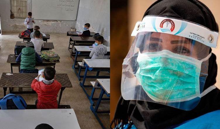 خلية الأزمة توجه بغلق المدارس وجميع المحال والمتنزهات والمولات ما لم تلتزم بهذه الشروط