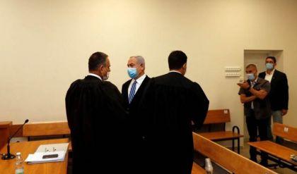 نتنياهو أمام المحكمة مجددا بالتزامن مع محادثات تشكيل الحكومة المقبلة