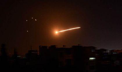 سوريا تعلن التصدي لغارات إسرائيلية على اللاذقية