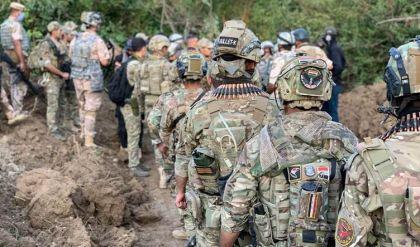 النتائج الأولية للمرحلة الرابعة من عمليات أبطال العراق