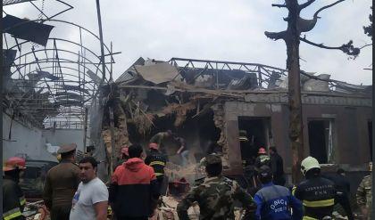 الصليب الأحمر: مقتل وإصابة عشرات المدنيين بالقصف العشوائي على المناطق المأهولة في قره باغ