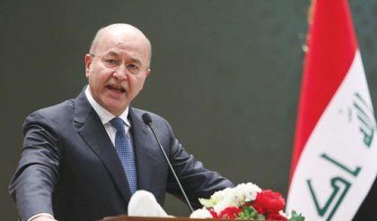 صالح: لا يمكن ان نشعر براحة وأبناؤنا في سهل نينوى مهجرون