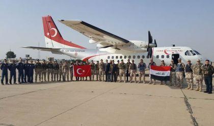 تركيا ترسل 25 مستشاراً عسكرياً إلى العراق