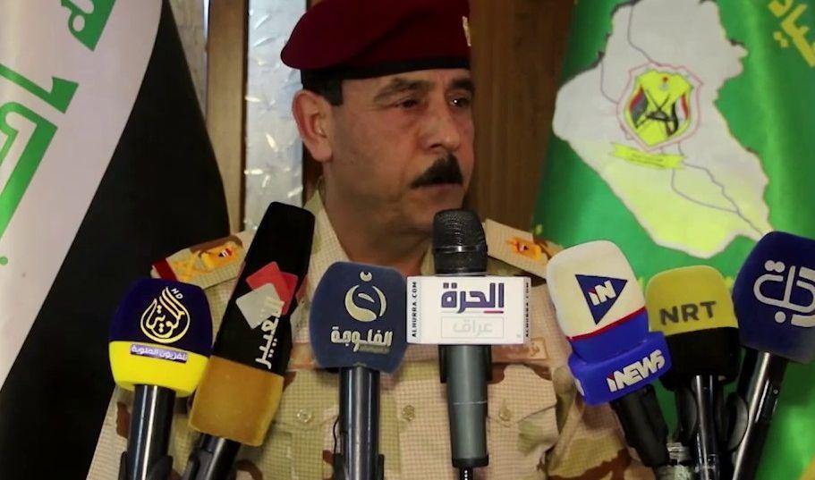 قائد عمليات نينوى الجديد يؤكد الاستمرار بالنهج ذاته في مكافحة الارهاب