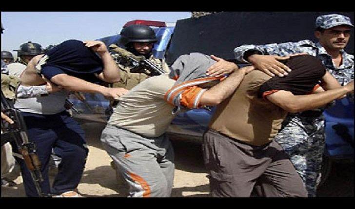 القبض على 8 متهمين بقضايا جنائية في الموصل