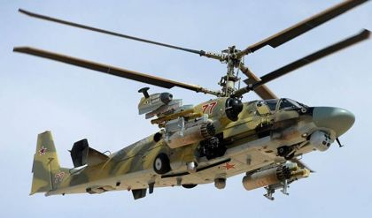 الدفاع الروسة تنفي سقوط مروحية تابعة لقواتها بريف تل تمر: هبوط اضطراري