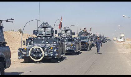 انطلاق عملية عسكرية لمطارة داعش جنوب غرب الموصل