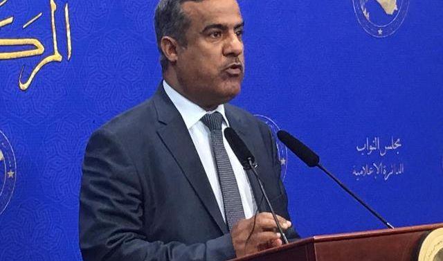نايف الشمري يدعو لتشكيل لجنة تحقيق بأبواب صرف الأموال المخصصة لنازحي نينوى