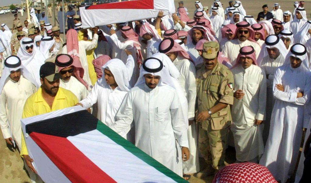التعرف على رفات 7 أسرى كويتيين مفقودين في العراق