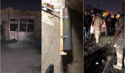 إطلاق صاروخي كاتيوشا على موقع قريب من المنطقة الخضراء في بغداد