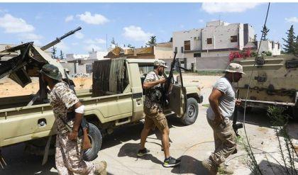 الحكومة الليبية تطالب بانسحاب فوري لكافة