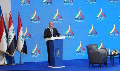 برهم صالح: الانتخابات المقبلة يجب أن تكون نقطة انطلاق لحلول الأوضاع الراهنة