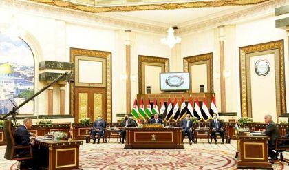 البيان الختامي للقمة الثلاثية يؤكد على تعزيز الجهود المشتركة بين العراق ومصر والأردن في المجالات كافة
