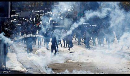 أزمة القدس.. إصابات ومواجهات بالضفة والقطاع
