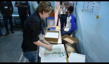 مفوضية الانتخابات تعلن انتهاء عمليات العد والفرز في كركوك