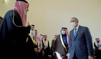 الكاظمي والوفد السعودي يبحثان تعزيز التعاون: ينعكس إيجاباً على رفاه البلدين والسلم الإقليمي منذ 18 ساعة