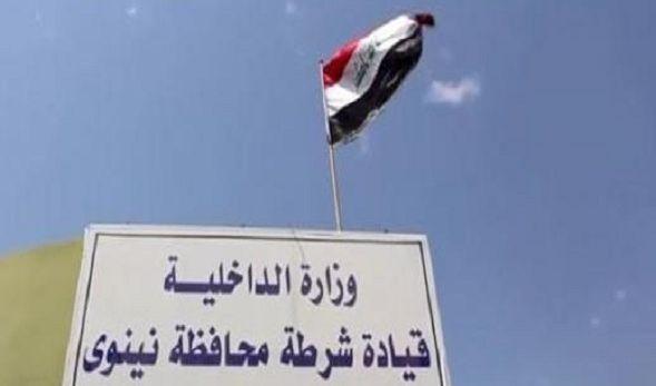 شرطة نينوى ترد على أنباء إصابة خمسة سجناء بكورونا