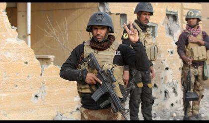 قوات جهاز مكافحة الارهاب تقتحم حي بأيمن الموصل
