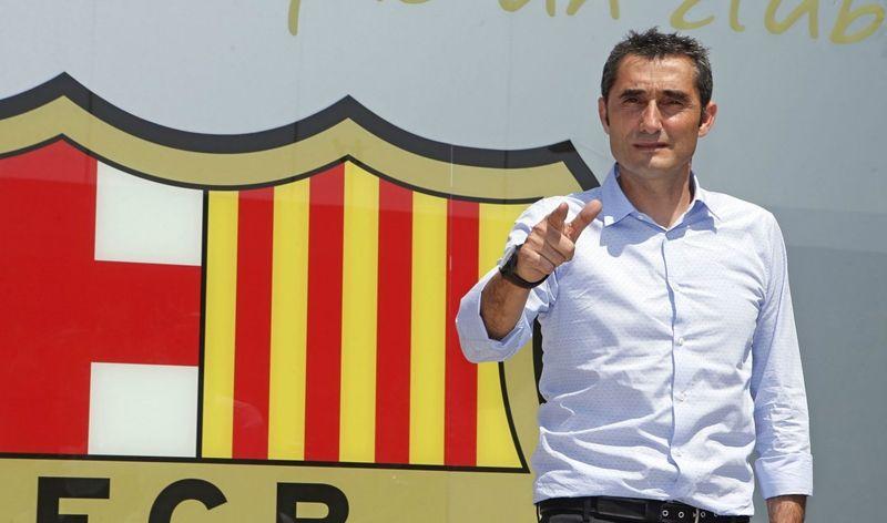 5 فوارق تميز مدرب برشلونة الجديد فالفيردي عن سلفه إنريكي