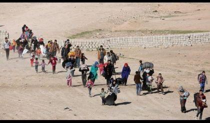 الهجرة تعلن عودة اكثر من الف نازح إلى القائم و الگرمة