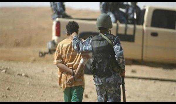 اعتقال مسؤول الثروة الحيوانية لداعش في الموصل