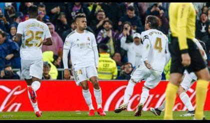 إصابة مهاجم ريال مدريد بكورونا تبعثر أوراق دوري الأبطال