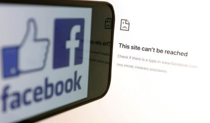 فيسبوك في ازمة سببها عطل كبير وتسريب وثائق داخلية