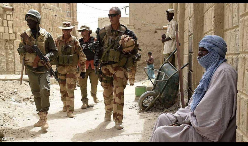 مقتل 13 جنديا فرنسيا خلال