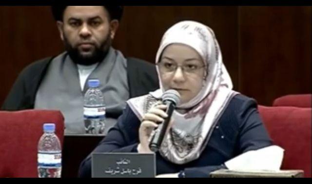 نائب تطالب بعقد جلسة لمجلس الوزراء في الموصل ومعالجة الظلم والتهميش الذي تعرضت له المحافظة