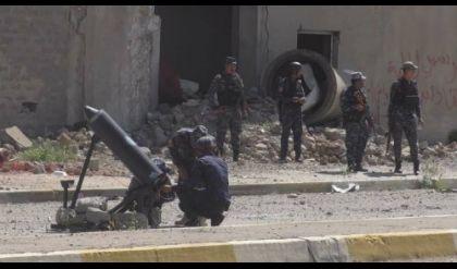 قتل أربعة دواعش أجانب بينهم مسؤول التفخيخ في ايمن الموصل