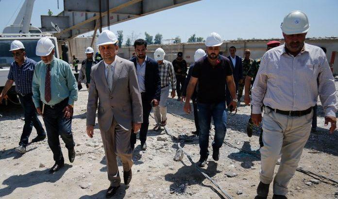 محافظ نينوى: موسم الامطار يهدد بتوقف جسور الموصل