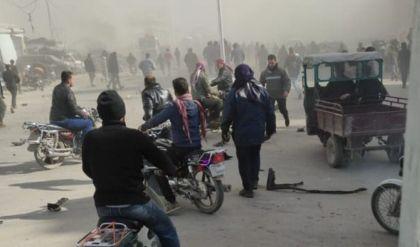سوريا.. انفجار عنيف يهز مدينة الباب بريف حلب الشمالي