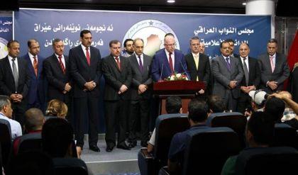 استعراض الجيش العراقي يؤجل مؤتمر السنة في بغداد