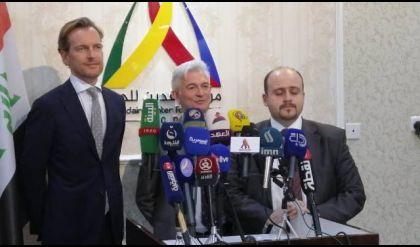 سفير الاتحاد الاوربي يؤكد ان الموصل تحتاج إلى سنوات من العمل لأعادة اعمارها